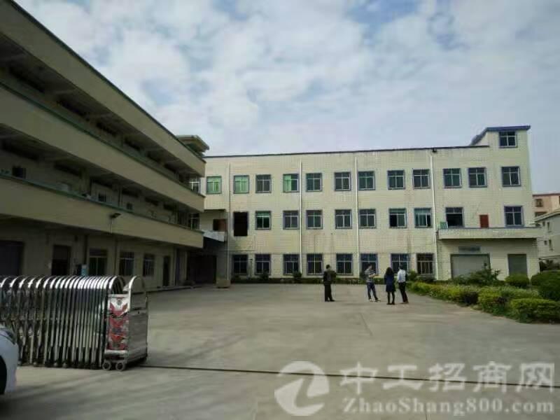 厂房三层4000平方 宿舍三层2200平方有地坪漆,带消防喷-图2
