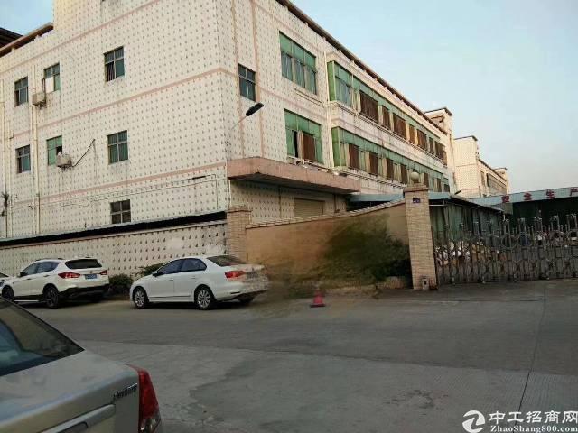 独门独院8400平米厂房出租