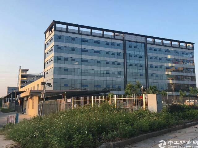 黄江镇靠大马路边上新出可以做4s店厂房出租