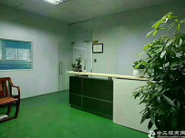 福永镇和平和景工业区三楼1000平厂房招租
