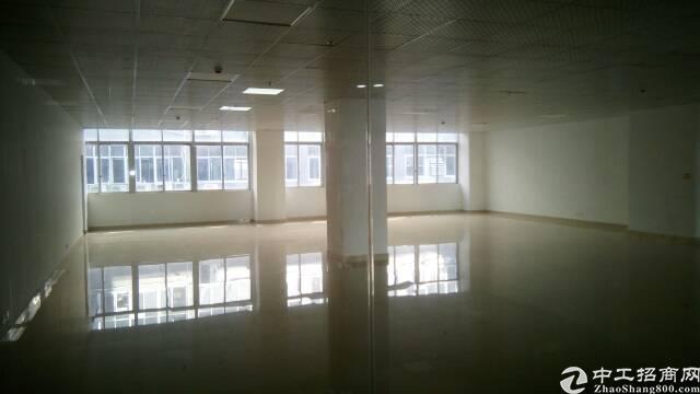 福永新和沿江高速路口边精装修厂房招租-图4