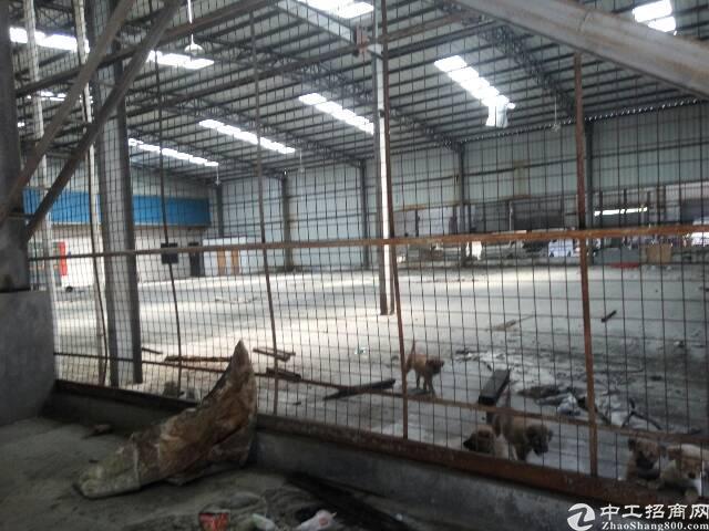 (出租)辅城坳清平高速1300平方独院单层厂房出租