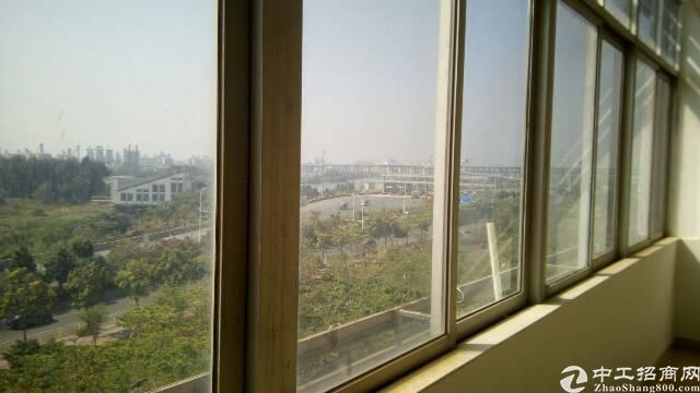 福永新和沿江高速路口边简装修写字楼招租