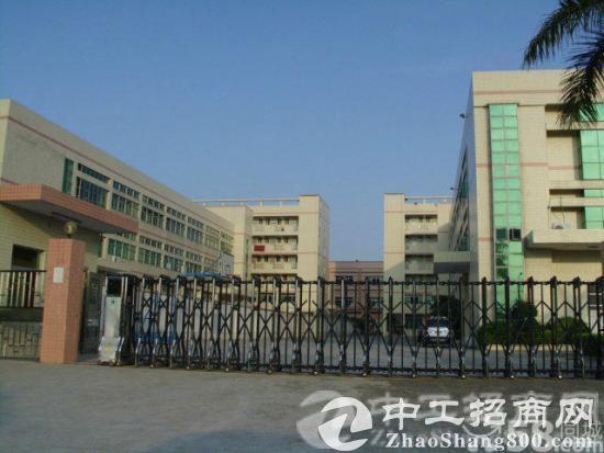原房东花园式厂房招租8000平米配独立办公楼