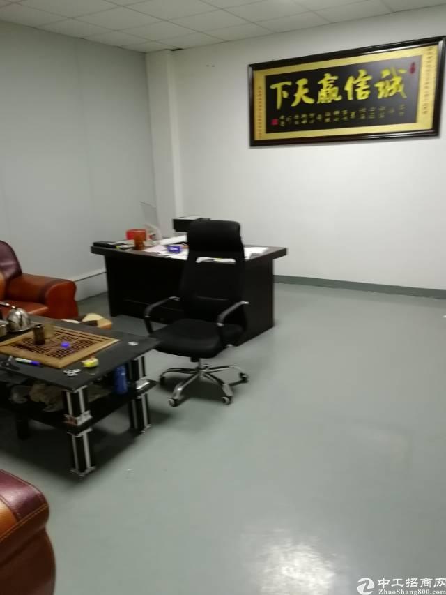 福永107国道新出带装修600平厂房