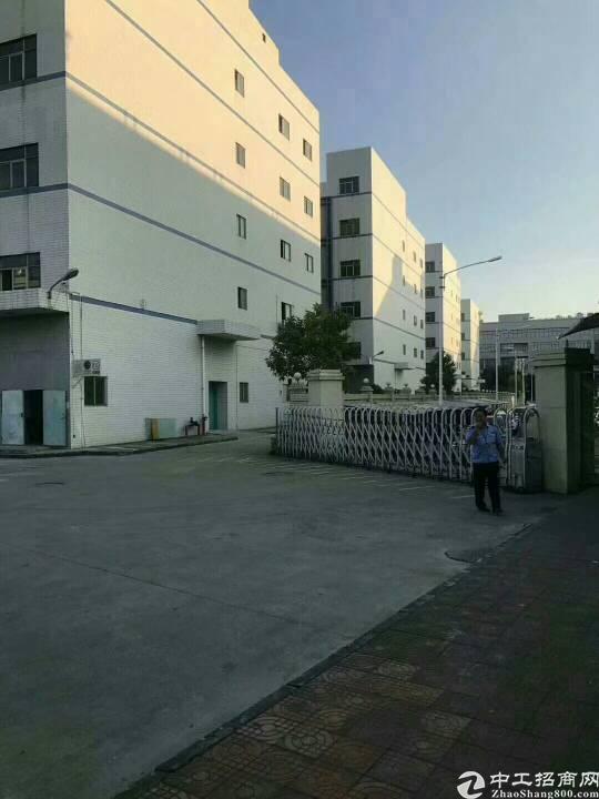 福永镇新和富桥工业区一楼900平厂房招租