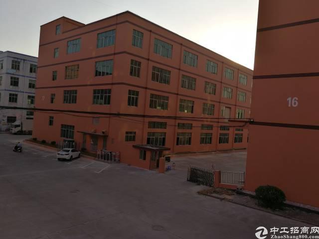 福永和平村带装修2500平米厂房出租