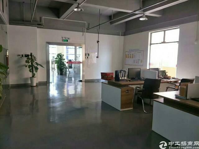福永桥头地铁口新出豪华装修楼上3000平方-图6