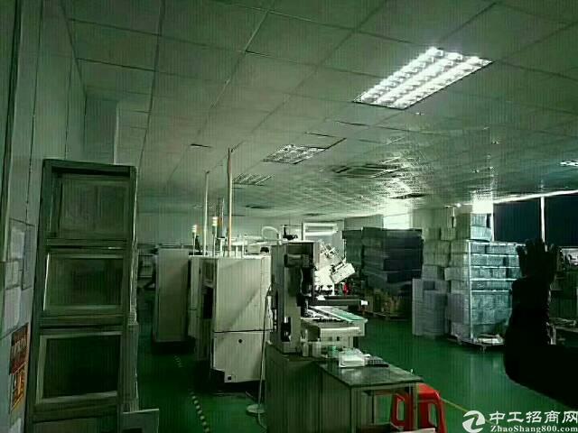 福永镇和平和景工业区三楼1000平厂房招租-图3