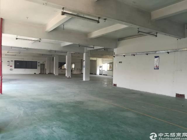 黄江星光二楼1500平方实际面积出租