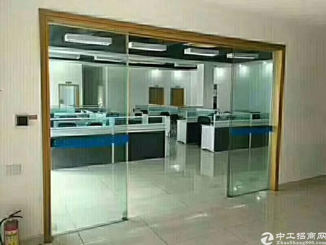 福永107国道边独门独院4100带装修厂房出租-图3