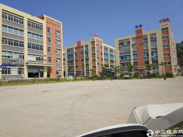 仲恺惠环大型工业园內2300平方米厂房招租