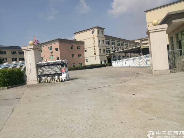 常平镇标准厂房带办公楼15000平方招租