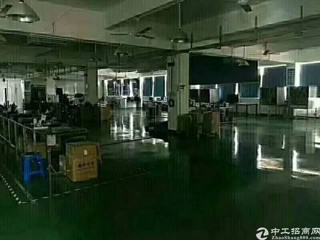 福永107国道边独门独院4100带装修厂房出租-图2