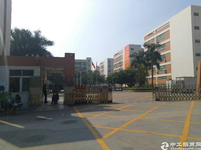 厂房位于沙井沙二附近一楼600平方实际面积