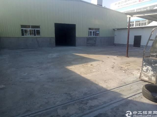 黄江靠樟木头交界钢构独院1100平米招租