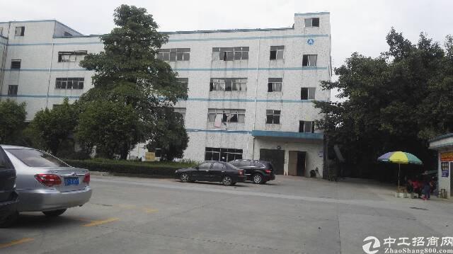 松岗燕川新出二楼整层1680平方有装修厂房出租