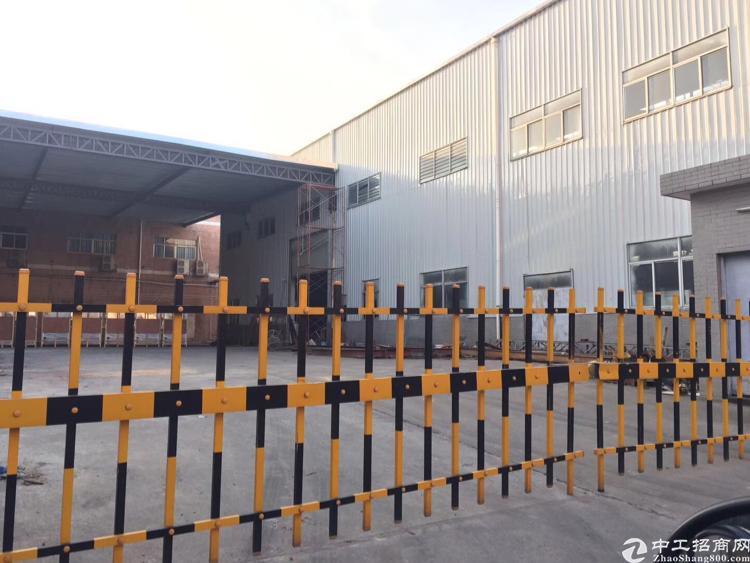 沙田镇西太隆村独院单一层厂房1680平方米