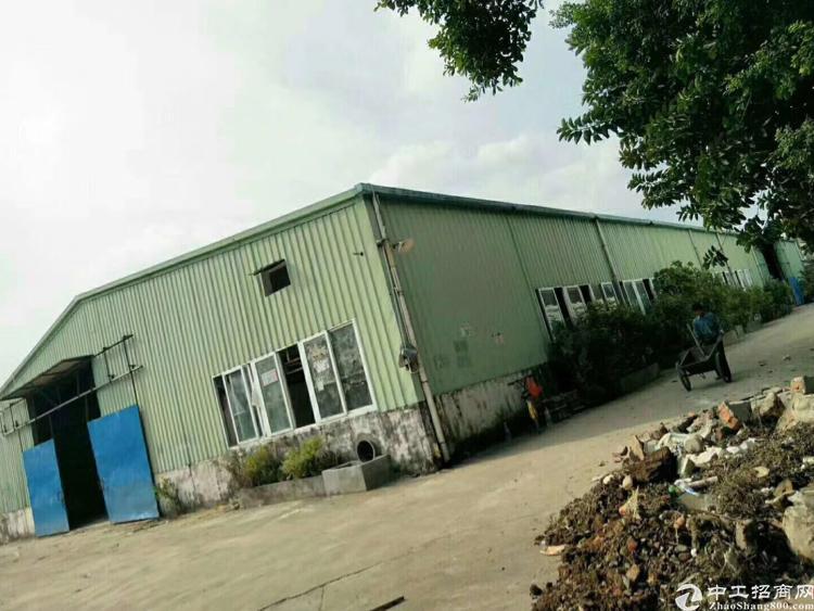 观澜福民600平米钢构厂房