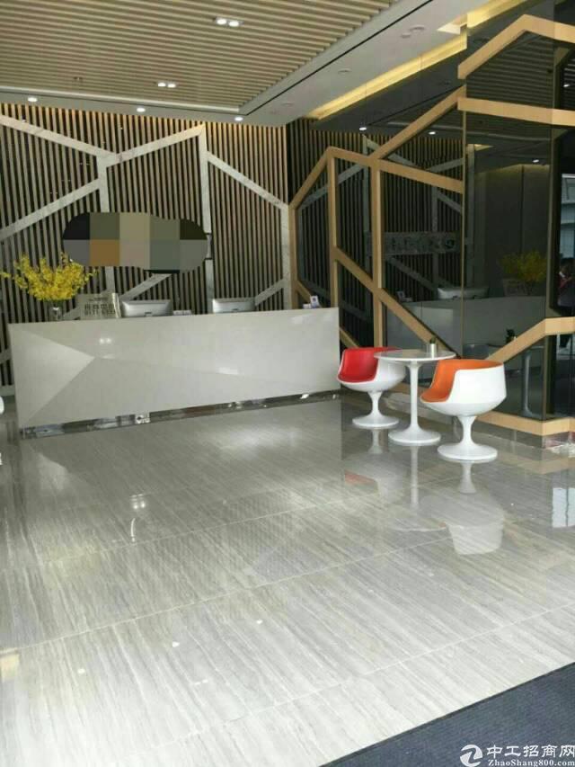 龙胜地铁站旁全新写字楼40㎡起租