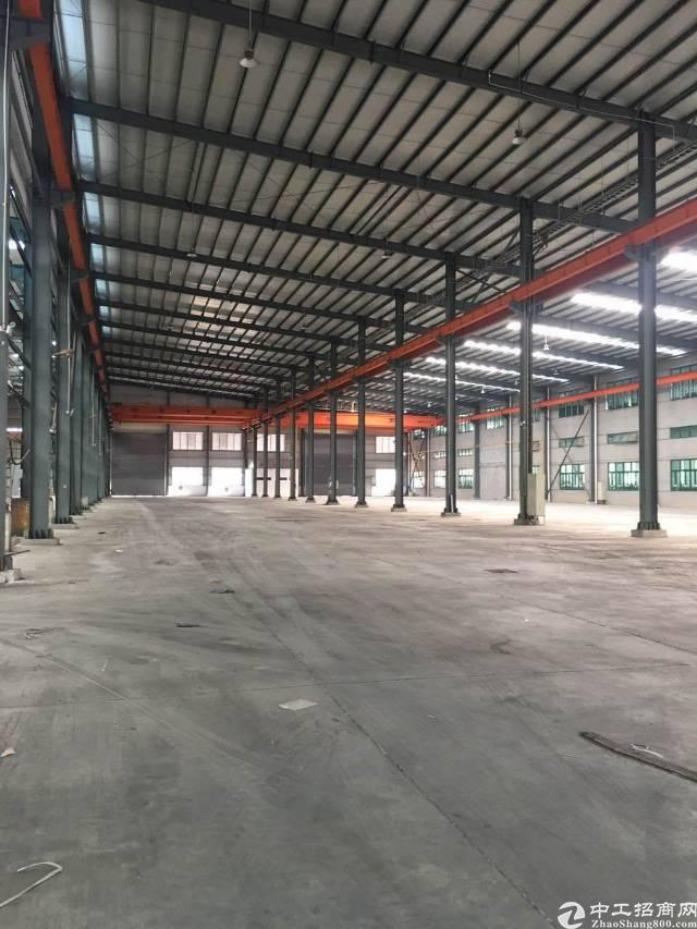 华南工业城独院单一层厂房6000平方招租
