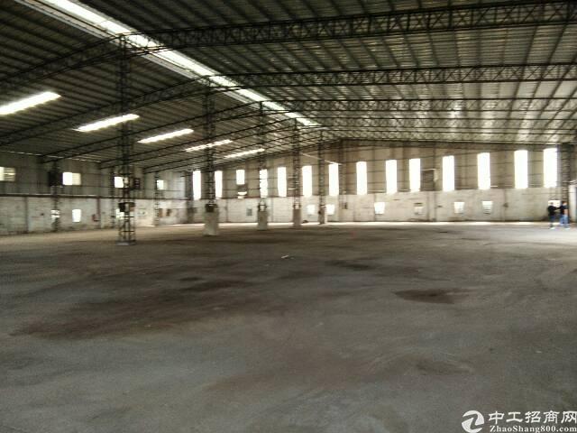 茶山镇全新钢构打造十二米滴水3800