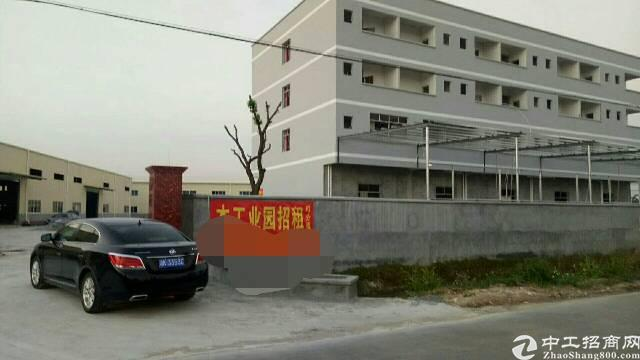 独门独院标准厂房及钢结构厂房