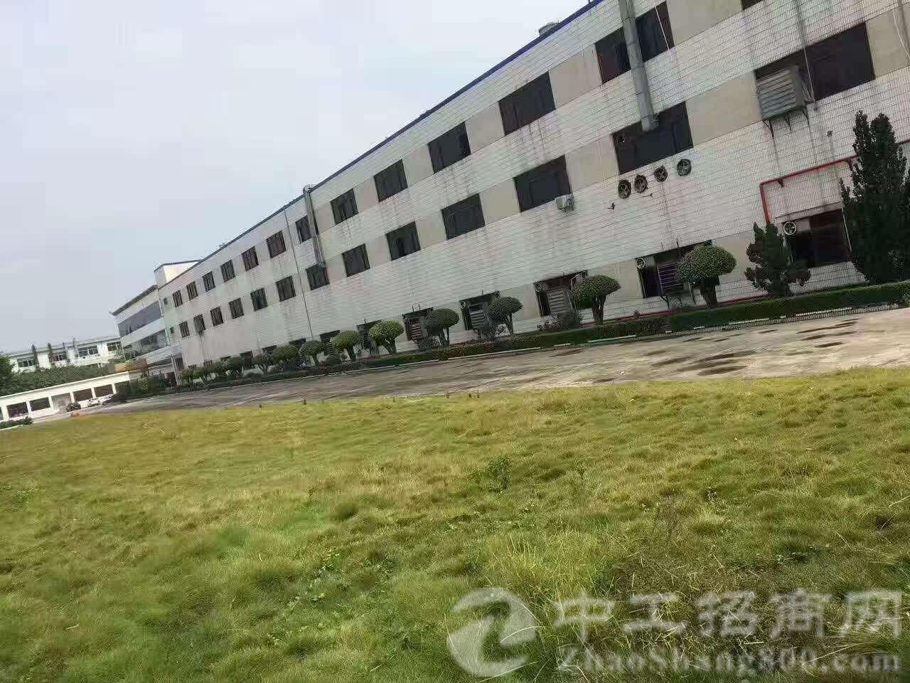 标准独院厂房,厂房3层6000平方厂房配有消防喷淋,空地大,-图2
