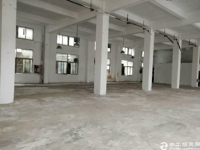 横岗大康一楼600平米厂房招租