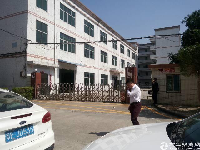 龙岗宝龙独门独院7100平米标准厂房招租