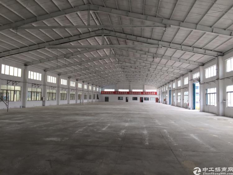 常平靠黄江20000万平方单一层独院空地10000平方