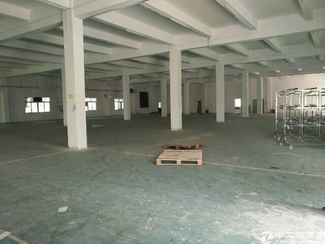 电池客户福利,清溪独门独院厂房1-4层,单层面积1500平。