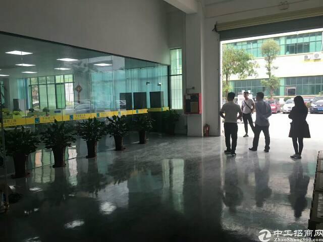 龙华新出带豪华装修厂房可分租高端园区-图2