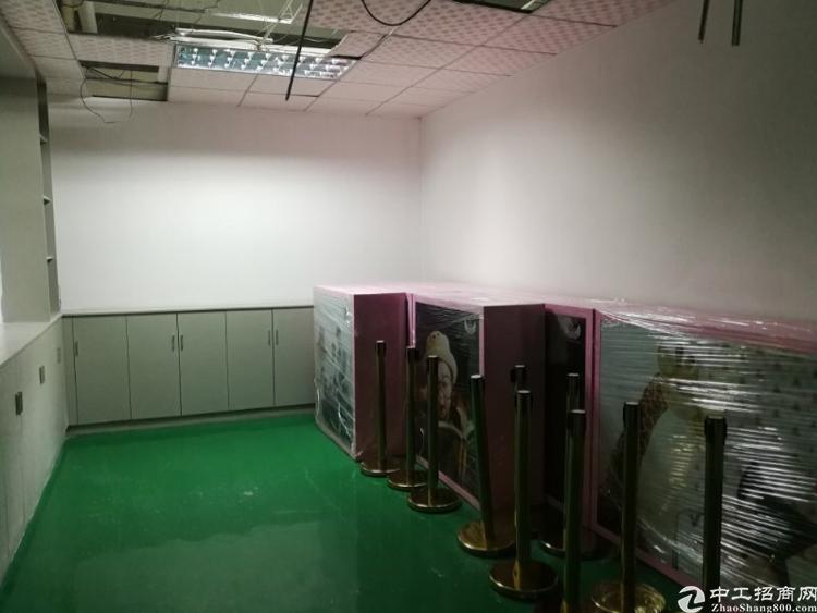 龙华和平路边距离龙华地铁站900米3楼1200平精装修厂房-图7