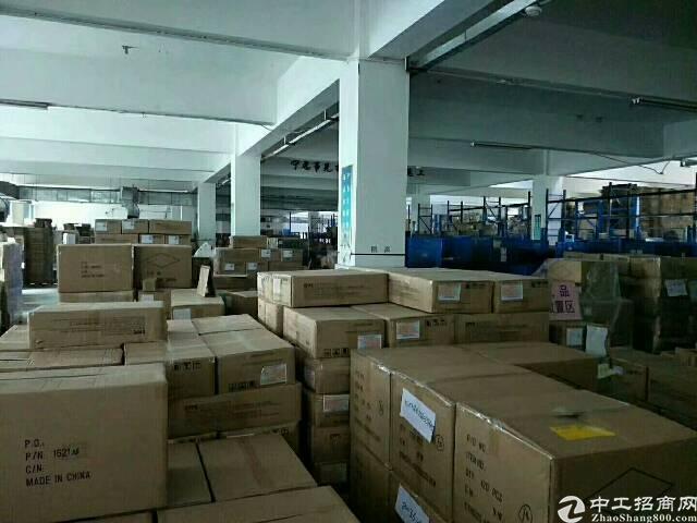 福永镇大洋田二楼1500平厂房招租-图3