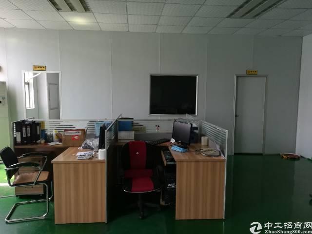 公明龙大高速楼村出口新出一楼2400平可分租-图3
