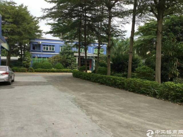 清溪镇一楼12米高重工独院厂房3000平方招租