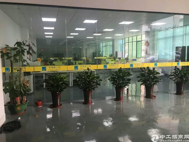 龙华新出带豪华装修厂房可分租高端园区-图5