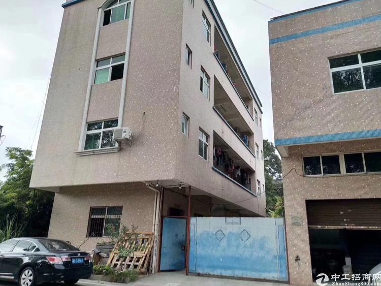 新出独门独院两层楼房厂房2000平方,宿舍600平方,电按需