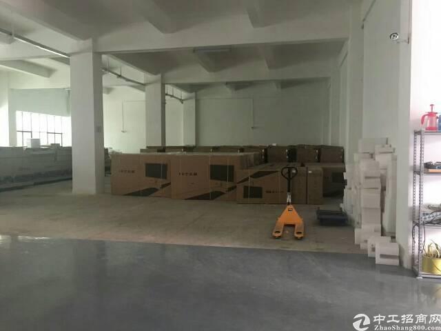 龙华新出带豪华装修厂房可分租高端园区-图3