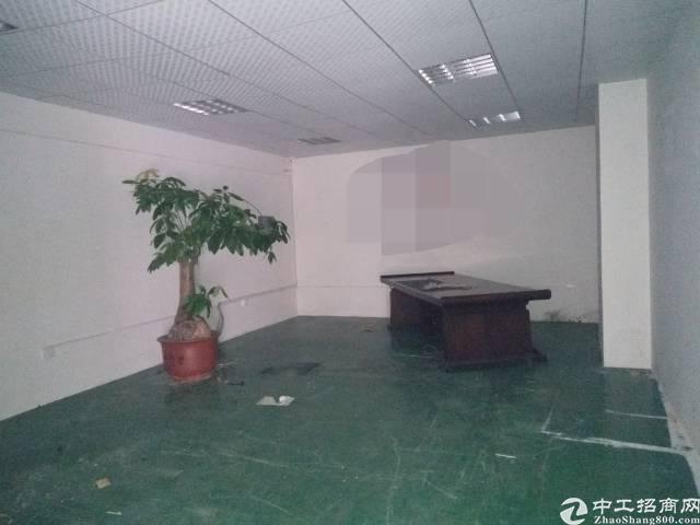 公明厂房出租一楼400平方带无尘车间厂房