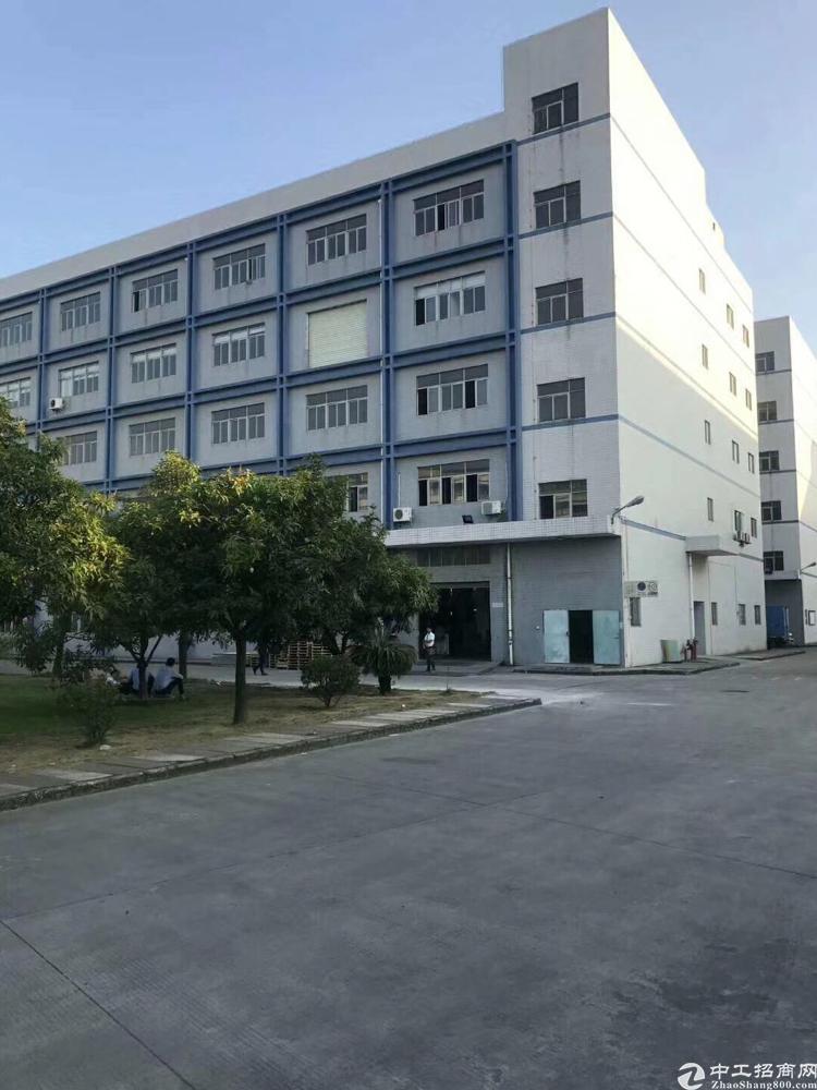 厂房位于松岗罗田高速出口大型工业区出租