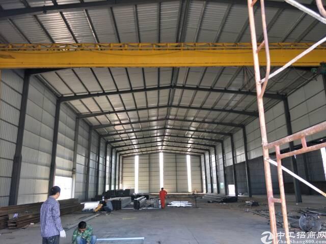 钢构独院厂房2000平方出租