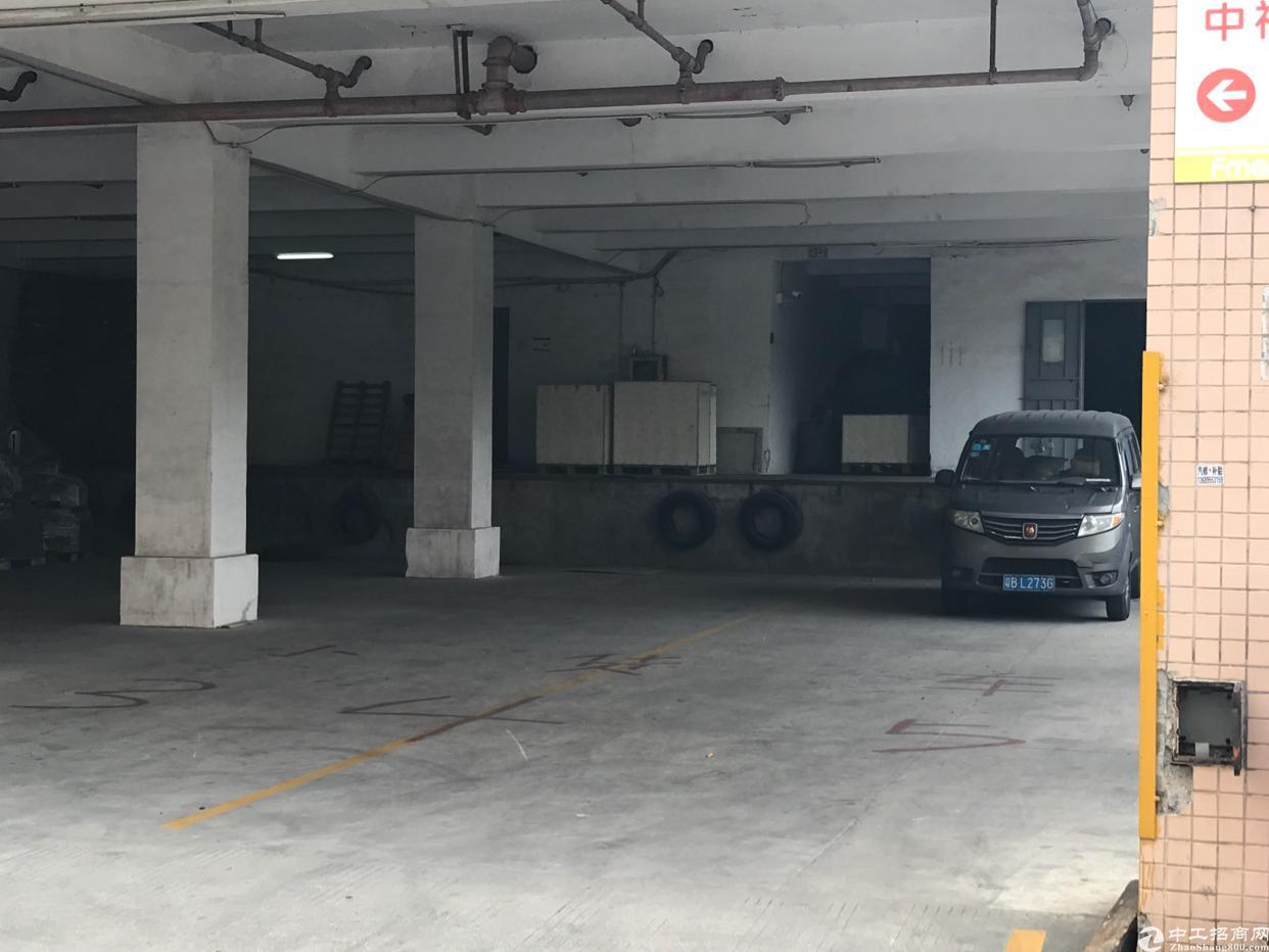 公明田寮南光高速出口附近二楼1500平带装修厂房出租