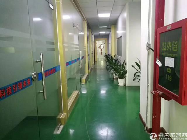 公明西田新出楼上整层2600带装修厂房出租-图9