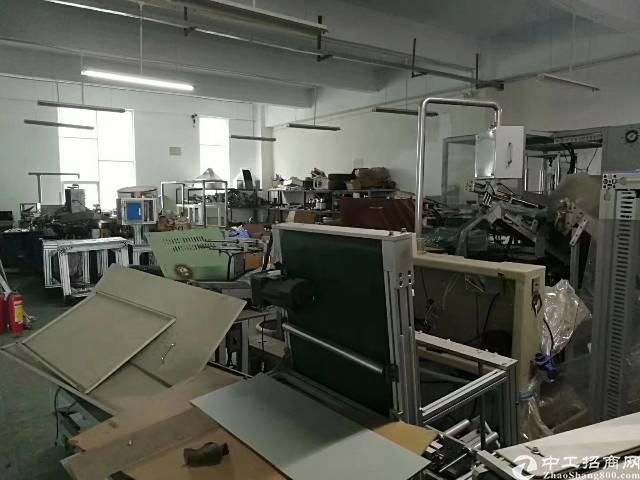 公明西田新出楼上整层2600带装修厂房出租-图5