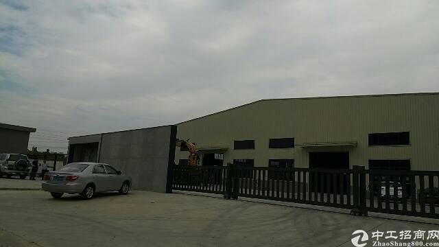 横沥镇独院单一层钢结构厂房招租