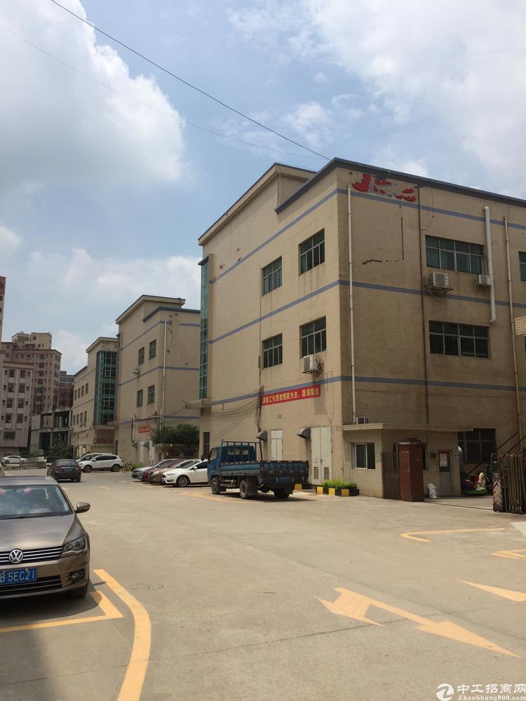 光明原房东工业园内7000平方米独院厂房招租