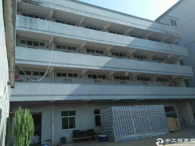观澜梅观高速口原房东三层4600平独院低价出租