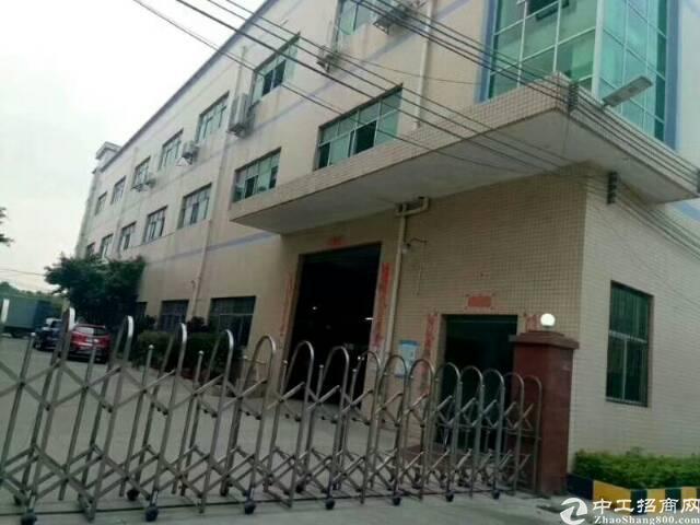 平湖富民或辅城坳工业区带装修800平方米厂房招租